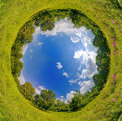 Sphere world